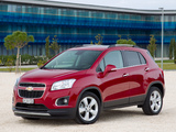 Chevrolet Trax 2012 wallpapers