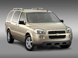 Images of Chevrolet Uplander 2005–08