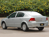 Chevrolet Vectra 2009 photos