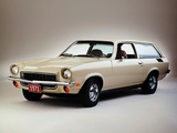 Pictures of Chevrolet Vega Kammback Wagon (4115) 1971