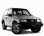 Images of Chevrolet Vitara 3-door 1996