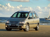 Photos of Chevrolet Zafira (A) 2004–12
