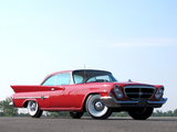 Chrysler 300G Hardtop Coupe (842) 1961 wallpapers