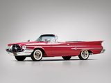 Photos of Chrysler 300F Convertible 1960