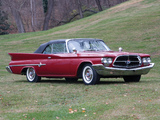 Pictures of Chrysler 300F Convertible 1960