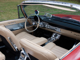 Chrysler 300F Convertible 1960 wallpapers