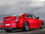 Chrysler 300 SRT8 AU-spec 2012 pictures