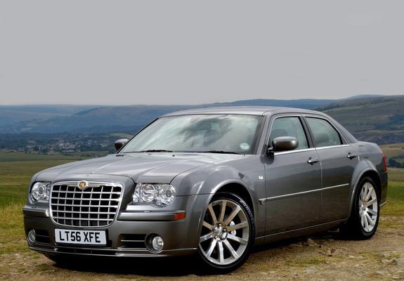 Images Of Chrysler 300c Srt8 Uk Spec 2004 11 1024x768