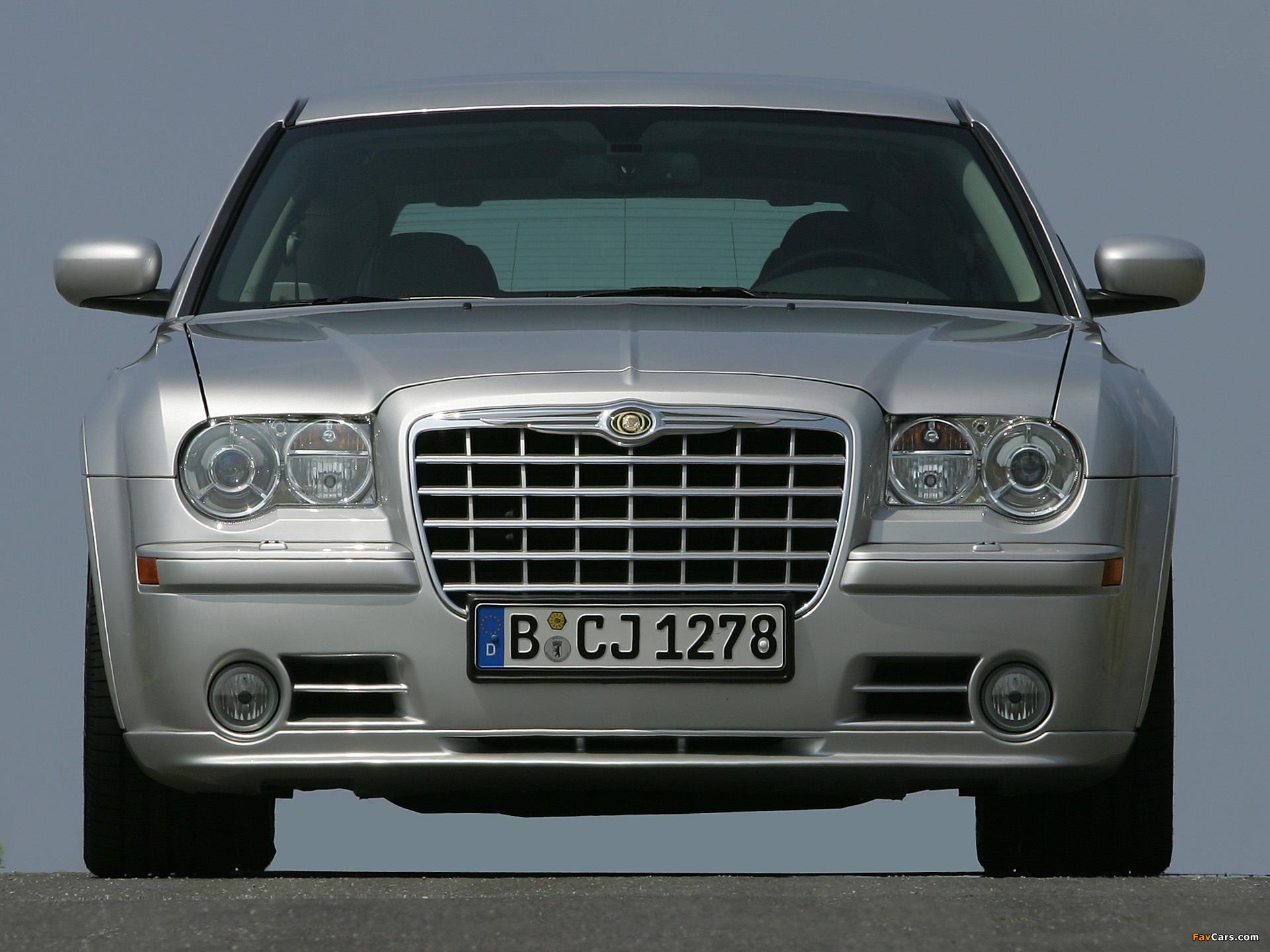 Photos Of Chrysler 300c Srt8 Touring 2006 10 1920x1440