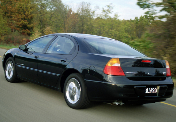 Pictures Of Chrysler 300m 1998 2004