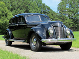 Chrysler Airflow Touring Sedan (C-17) 1937 photos