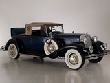 Images of Chrysler CD Deluxe Eight Roadster 1931–32