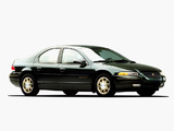 Chrysler Cirrus Gold Package 1996 images