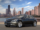 Chrysler 200C EV Concept 2009 wallpapers