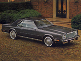 Images of Chrysler Cordoba 1980–83
