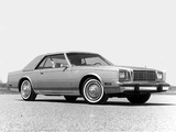 Photos of Chrysler Cordoba 1980–83