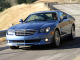 Photos of Chrysler Crossfire SRT6 2004–07
