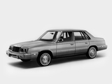 Chrysler E Class Sedan (TH41) 1983 photos