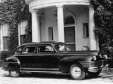Chrysler Crown Imperial 8-passenger Sedan (C37) 1942 images