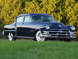 Chrysler Custom Imperial 4-door Sedan 1953 pictures