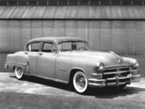 Chrysler Custom Imperial 4-door Sedan 1953 wallpapers