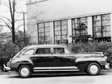 Pictures of Chrysler Crown Imperial 8-passenger Sedan (C37) 1942