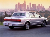 Chrysler LeBaron Landau Sedan 1990–94 wallpapers