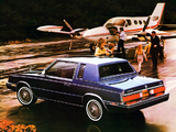 Pictures of Chrysler LeBaron Coupe 1982–85