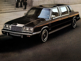 Photos of Chrysler Limousine 1983–86