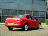 Chrysler Neon R/T UK-spec 1999–2004 wallpapers