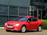 Images of Chrysler Neon R/T UK-spec 1999–2004