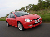 Pictures of Chrysler Neon R/T UK-spec 1999–2004