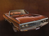 Chrysler Newport Convertible 1969 photos