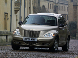 Chrysler PT Cruiser UK-spec 2001–06 wallpapers