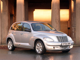 Chrysler PT Cruiser UK-spec 2001–06 pictures