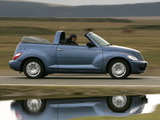 Chrysler PT Cruiser Convertible UK-spec 2006–07 images