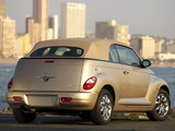 Images of Chrysler PT Cruiser Convertible UK-spec 2006–07