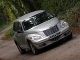 Photos of Chrysler PT Cruiser UK-spec 2001–06