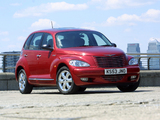 Pictures of Chrysler PT Cruiser UK-spec 2001–06