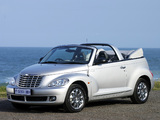 Chrysler PT Cruiser Convertible 2006–07 wallpapers