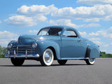 Chrysler Royal Coupe 1941 pictures