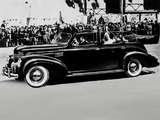 Pictures of Chrysler Royal Convertible 1939