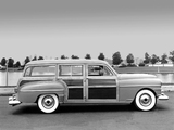 Chrysler Royal Station Wagon 1950 wallpapers