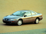 Chrysler Sebring Coupe 1995–97 wallpapers