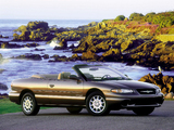 Chrysler Sebring Convertible (JX) 1998–2000 photos