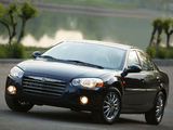 Chrysler Sebring Sedan 2004–06 photos