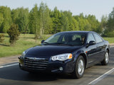 Chrysler Sebring Sedan 2004–06 pictures