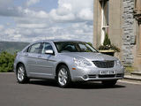 Chrysler Sebring Sedan UK-spec 2006–10 photos