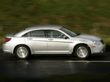 Chrysler Sebring Sedan UK-spec 2006–10 pictures