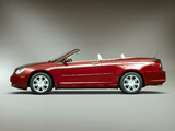 Chrysler Sebring Convertible 2007–11 photos